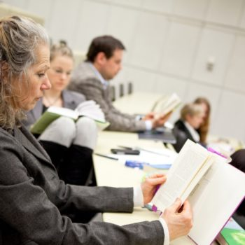 Speed Reading Kurs Auf Der Universität In Wien
