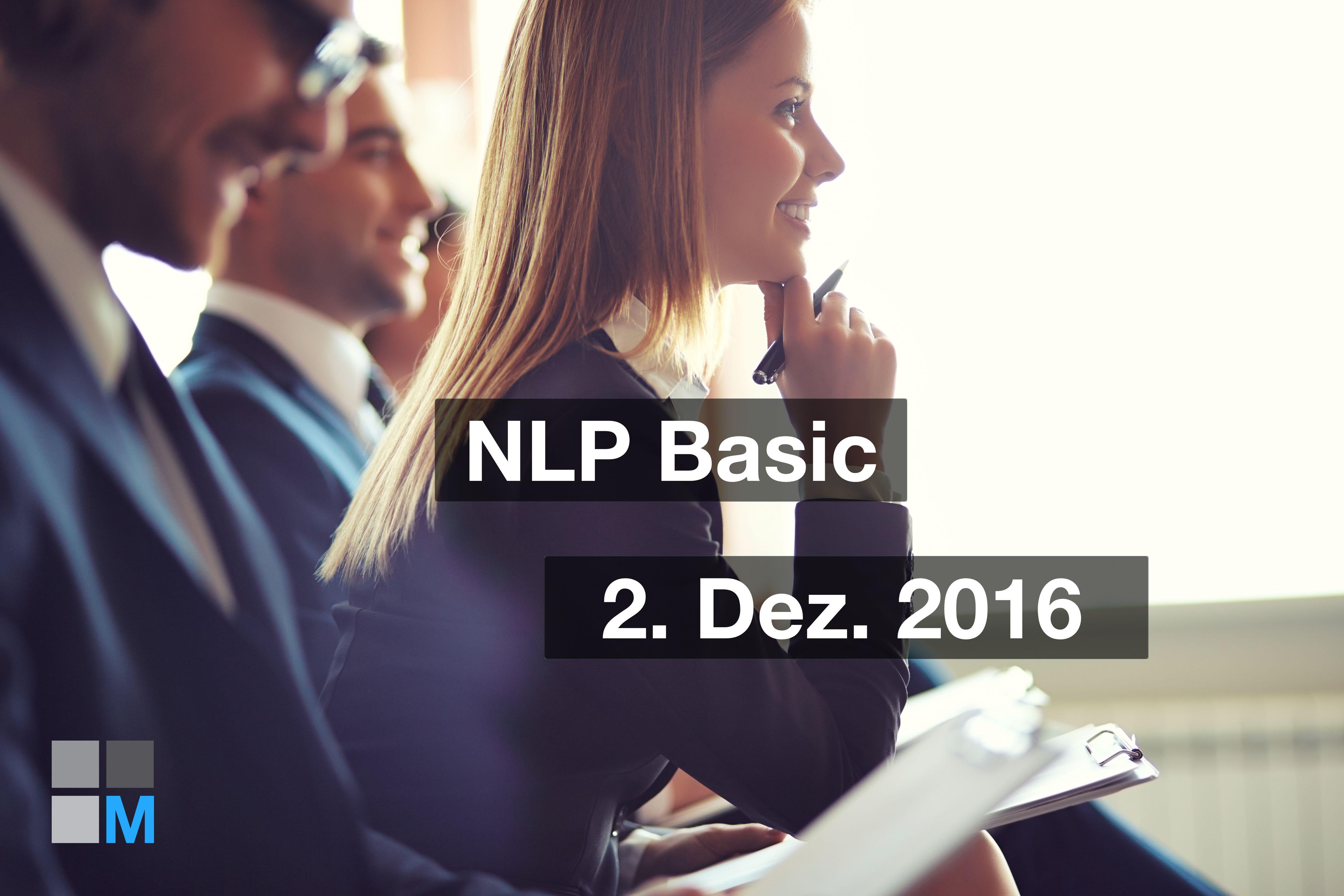 NLP Basic 2. & 3.12.2016